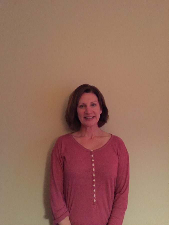 Dana Bortel, a licensed social worker, poses for a photo. Bortel has specialized in working with adolescents and young adults for 24 years. (Broadcaster/Jenna Thomas)