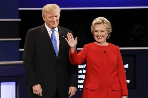 Trump struggles in first debate; Clinton comes prepared