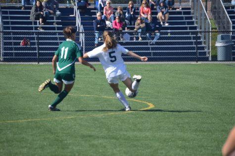 Hershey Girls Soccer beats Lewisburg