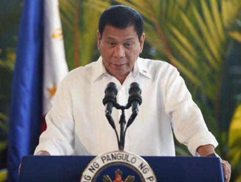 Drug war escalates in Philippines