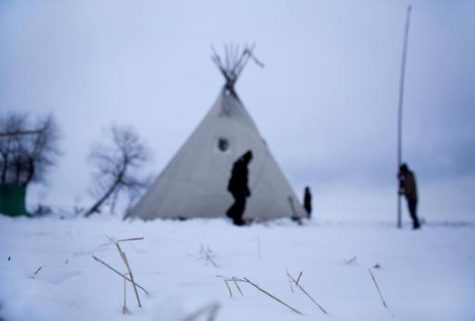 Standing Rock Protests Continue