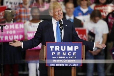 Corrupt Trump Policies