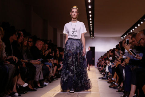 Dior Makes Feminist Statement