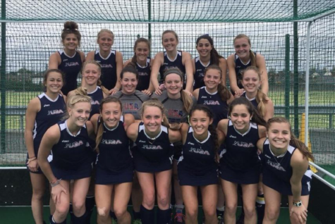 Hershey Freshman Represents United States Field Hockey in Ireland