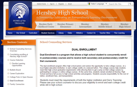 Dual enrollment opportunity offered at HHS