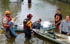 Terror in Texas: Hurricane Harvey