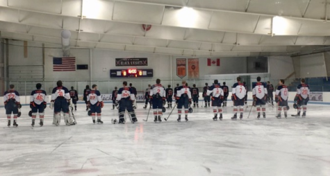 Hershey Ice Hockey Defeats Hempfield