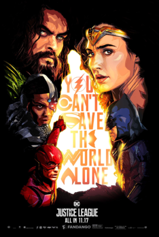 Cinema Club podcast: Justice League