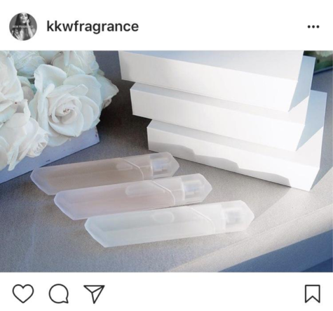 KKW Announces Fragrance Launch