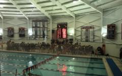 Hershey High School Swim Team takes Victory over Wilson