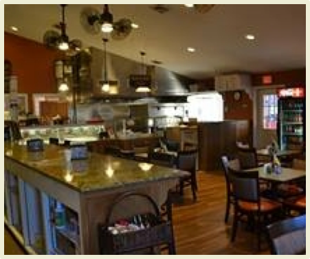 Phillip Arthur's cafe is located on 108 West Chocolate Ave Hershey, PA 17033, next to Fenicci's. The cafe closed on February 1st, 2018 and is expected to open again in the early spring of 2018. (Phillip Arthur's)