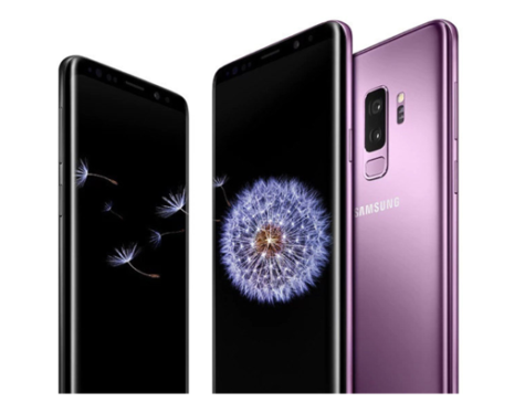 Samsung Reveals Galaxy S9, S9+