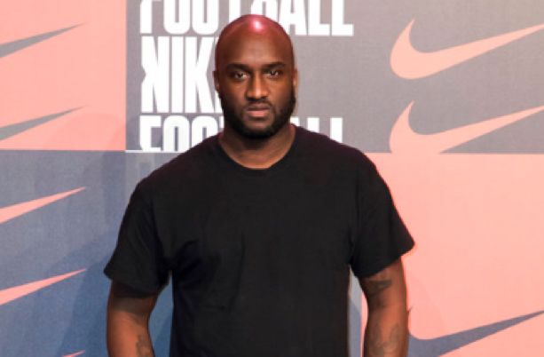 This is a Wednesday, Feb. 7, 2018 file photo of Virgil Abloh poses for photographers upon arrival at the Nike Celebrates The Beautiful Game event, in the London, Paris based fashion house. Louis Vuitton has named American Virgil Abloh, the founder streetwear brand Off-White, as its new menswear designer. (AP Photo/Vianney Le Caer/File)