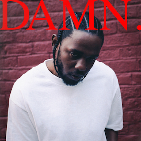 Kendrick Lamar's latest album, DAMN., was released in 2017. This week, the album earned Lamar a Pulitzer Prize, making him the first rapper to do so. (Kendrick Lamar)