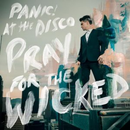 Panic! At The Disco's new album is coming out on June 22. The band has previously released eight albums. (DCD2 Records)