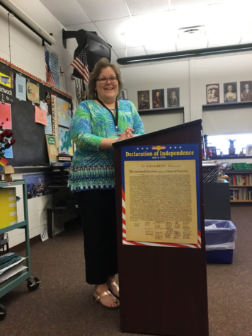 HHS teacher Mimi Collins Continues Reputation of Generosity and Kindness