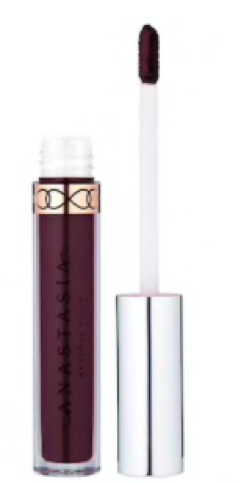 This super long-lasting liquid lipstick by Anastasia Beverly Hills is one of the original styles that made the wet-to-matte finish huge in the makeup industry. The line contains almost every shade possible with 40 colors--light nudes to dark nudes, pale pinks to vibrant, deep purples, and every unique shade in between. It can be found at Sephora for $20. (Sephora)