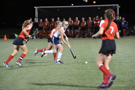 HHS sophomore commits to play Division I Field Hockey