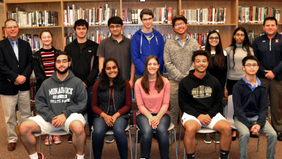 National Merit Semi-Finalists announced