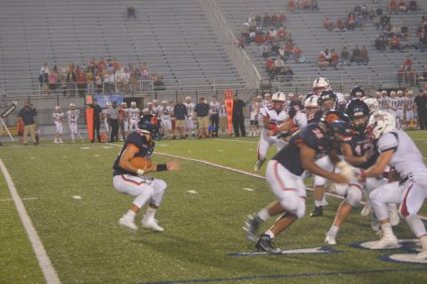 Hershey Trojans Win Homecoming Game over Red Land Patriots