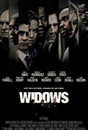 Cinema Club Reviews Steve McQueen's Widows