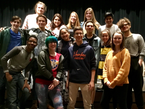 Hershey High School Theater readies 1-act play pair