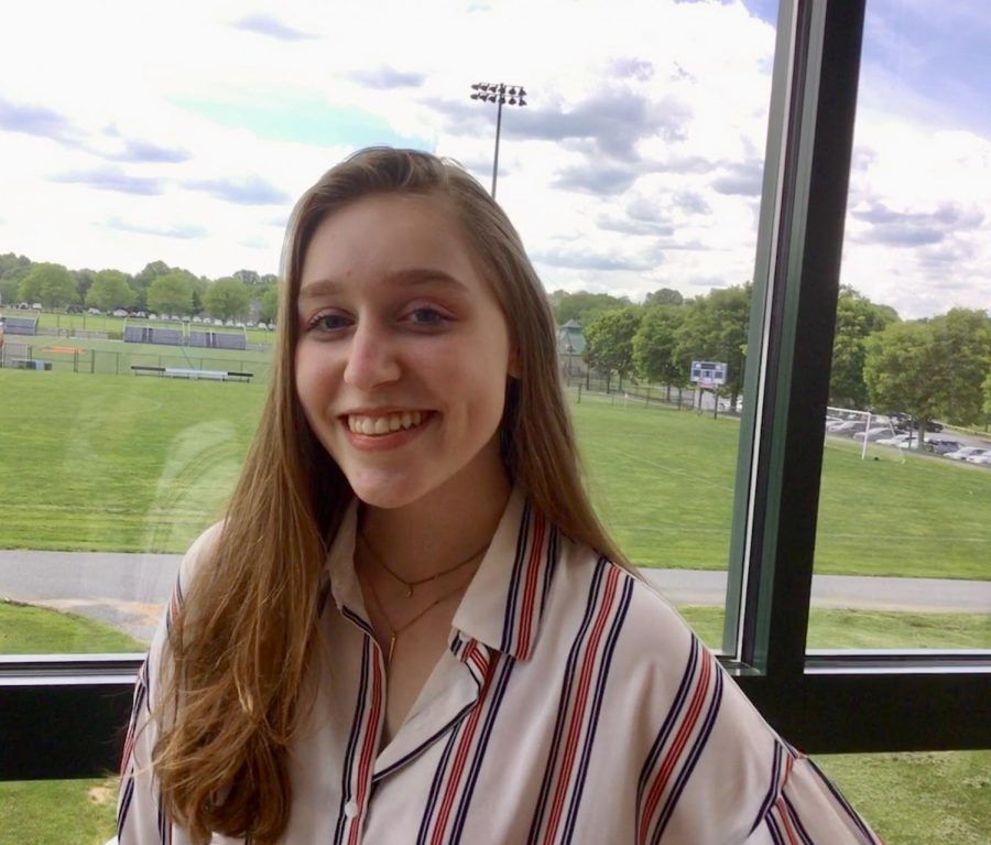 Katie Copeland, sophomore, has been participating in theater from a very young age. Her next production will be James and the Giant Peach Jr. in Mannheim.