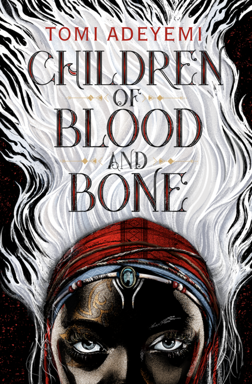 Pictured above is the cover of Todi Adeyemi's Children of Blood and Bone. This is the first book in the Legacy of Orïsha trilogy, the second to come out December 3rd, 2019. (Henry Holt and Company)