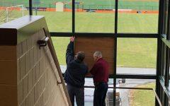Vandalism Suspected at Hershey High School