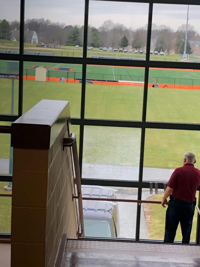 Update: Hershey Administration Investigating Broken Window