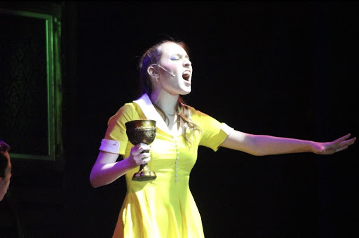 Photo Essay: HHS Theatre's Addams Family Preview