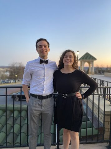 Photo Essay: HHS Winter Formal Fashion
