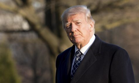 President Trump is pictured in March 25, 2018 photo taken by propaganda outlet Epoch Times.  President Trump became the first US President to be impeached twice.   (Samira Bouaou/The Epoch Times/CC BY-NC 2.0)
