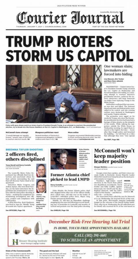 Courier+Journal%2C+Louisville%2C+Kentucky%2C+USA
