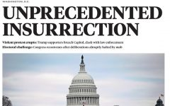 Newspaper front pages from around the world document insurrection at U.S. Capitol