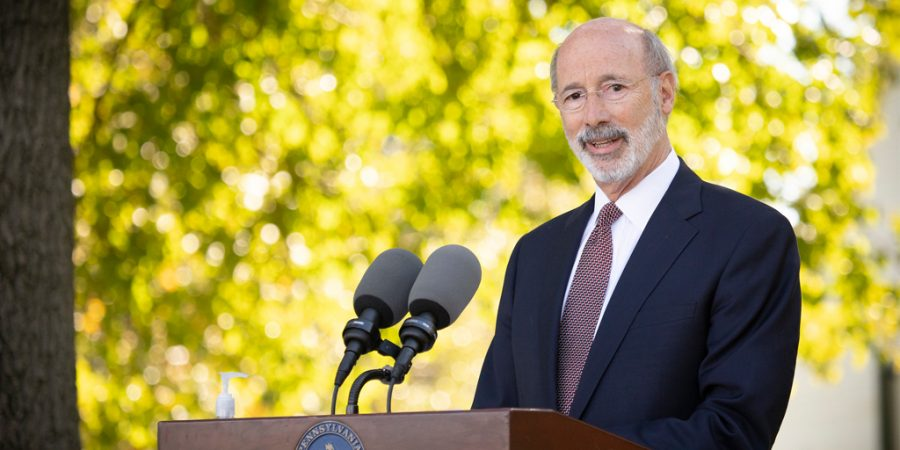 Pennsylvania announces plan to produce 50% of state government electricity through solar energy
