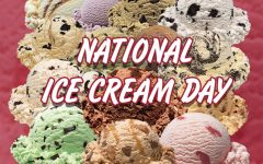 National Ice Cream Day falls on the third Sunday in July each year. Those choosing to celebrate have numerous options of ice cream shops participating in National Ice Cream Day. (Photo By Stewart's Shops)