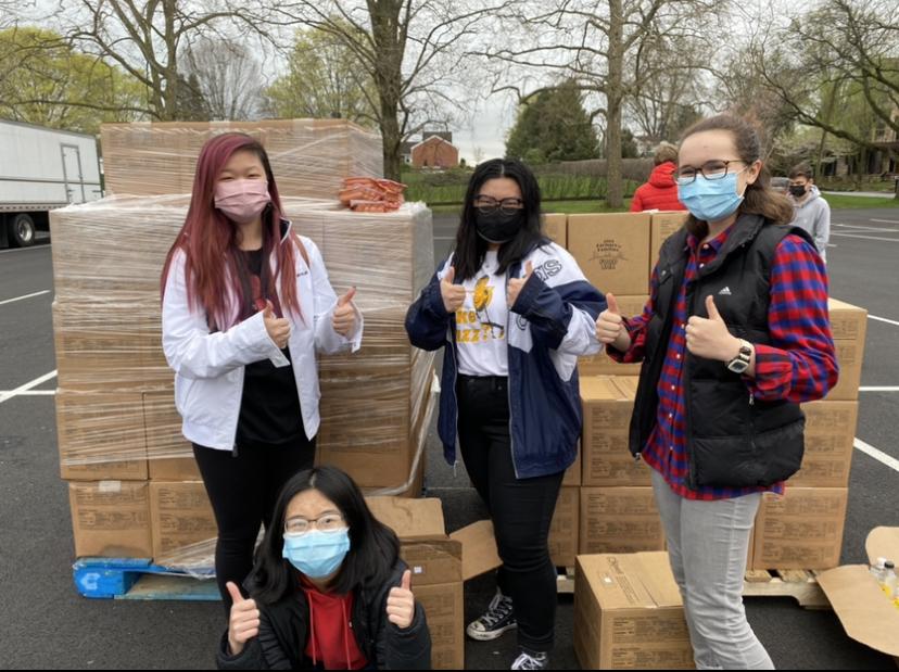 Photo Essay: Cocoa Packs serves Hershey community despite pandemic