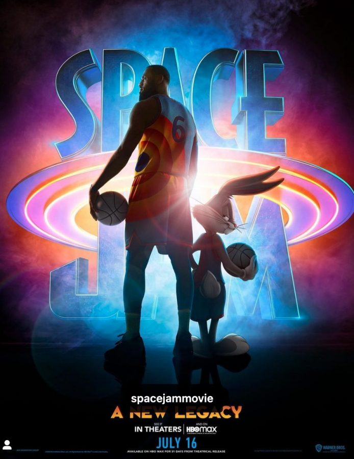 Space Jam: A New Legacy releases July 16