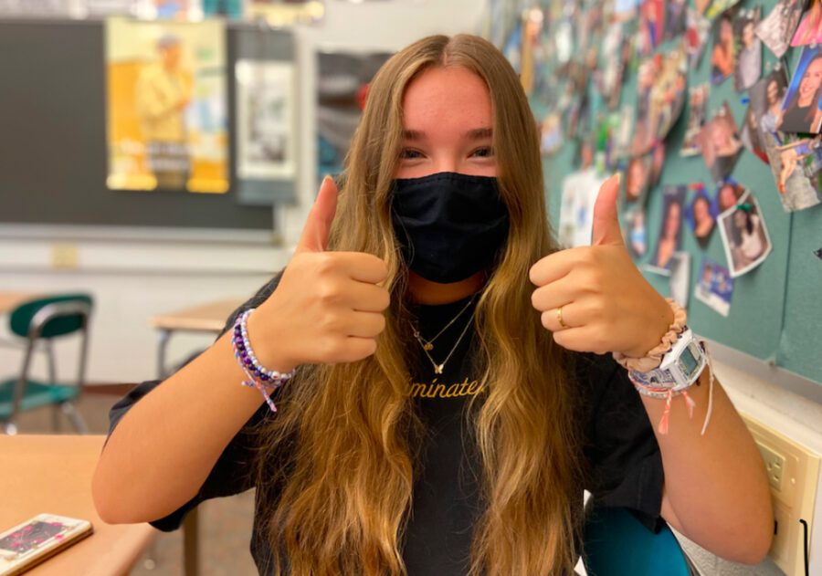 HHS students celebrate Homecoming with Spirt Week activities